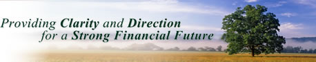 Providing Clarity and Direction for a Strong Financial Future